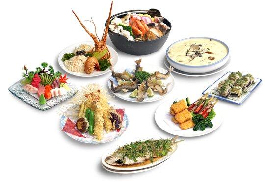 日式宴席料理